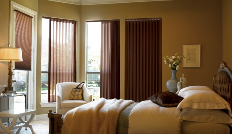 Vertical Blinds In San Diego, CA