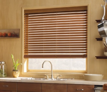 San Diego Faux Wood Blinds