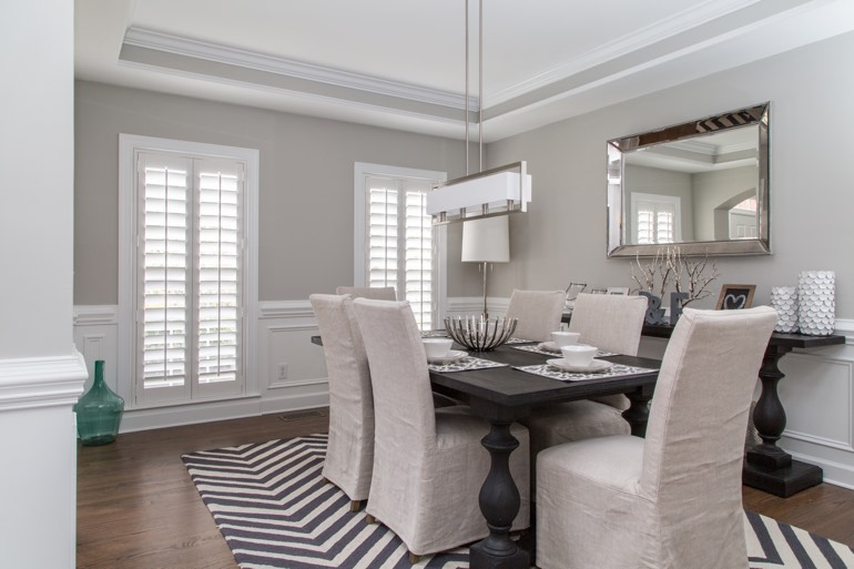 San Diego dining room design