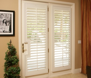 French Door Shutters In San Diego, CA