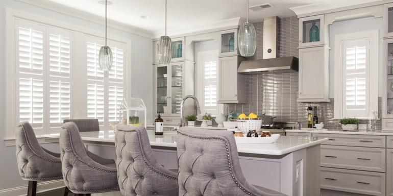 Kitchen Window Treatment Ideas | Sunburst Shutters San Diego