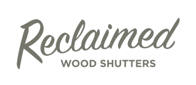 San Diego reclaimed wood shutters