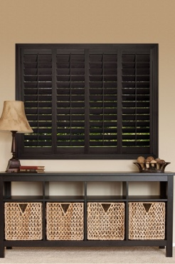 San Diego Timberland Plantation Shutters