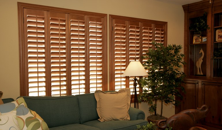 How To Clean Wood Shutters In San Diego, CA