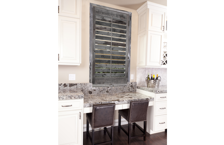 2 Kinds Of Interior Wood Shutters San Diego Ca